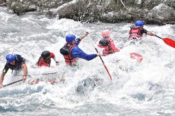 Rafting-Taxi